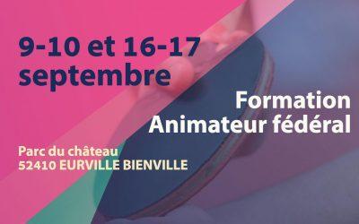 Formation AF Eurville-Bienville