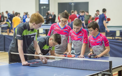 Résultats championnat jeunes – J2