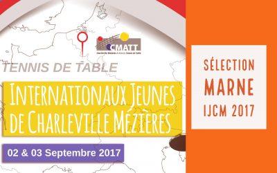 La sélection Marne aux IJCM 2017