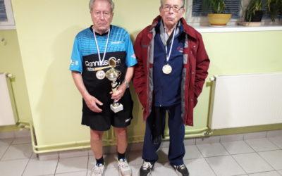 Championnat vétérans – résultats
